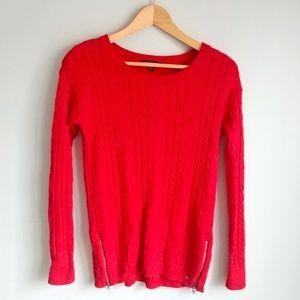 American Eagle knit long sleeve sweater
